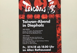 Taiwan Abend in Diepholz